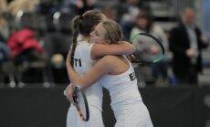 FOTOD: Fed Cupi naiskond sai Bulgaariast jagu ja jäi oma liigasse püsima