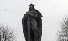Памятник Витаутасу Великому в Каунасе вызвал неожиданную дискуссию