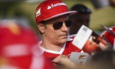 Kimi Räikkönen: vormel-1 reeglid on naljanumber!