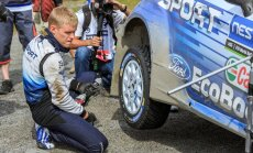 WRC Rally Finland 2015, reede