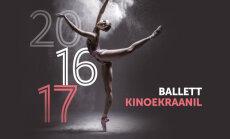 Moskva Suure Teatri ballett Forum Cinemas kinodes