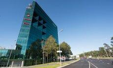 Eesti Energia peakontor Tallinnas Lelle tänaval