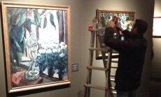 Enn Kunila avas Roomas näituse eesti kunsti suurteostega