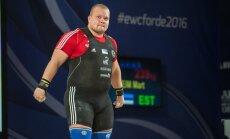 Eesti rekordimees Mart Seim peab Rio de Janeiros saama algraskusena üles vähemalt 430 kilo. See on kuus kilo rohkem kui EM-il, kus ta püstitas hooaja tippmargi.