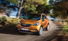 Mokka X: Opel esitleb Genfis uuenenud kompaktmaasturit