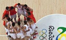 FOTOD: Hispaania purustas korvpalliturniiri veerandfinaalis Prantsusmaa