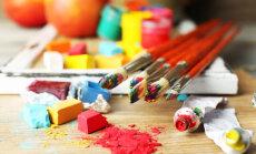 Tervendav maalimine: oma isikliku tervendava pildi kanaldamine