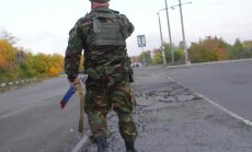 DELFI UKRAINAS: VIDEO: Štšastja lähedal tulistatakse taas Ukraina positsioone, viga sai vähemalt seitse inimest