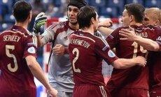 Futzal - Venemaa vs Azerbaijan