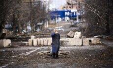VIDEOD: Vaata, milline näeb välja Vene vägede kontrolli all oleva Donetski elanike igapäevaelu