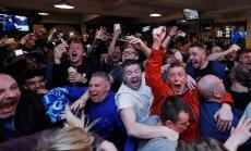 FOTOD: IMEDE IME! Suurüllataja Leicester City on Inglismaa meister, Tottenham ei suutnud Chelseat võita