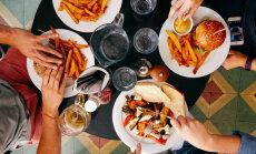 Pagana dieet! Sõbrad kutsuvad õhtustama, kuid sina pead kaloreid lugema. Mida teha?