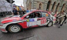 ФОТО И ВИДЕО: Победу на Rally Estonia одержал латыш