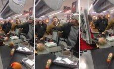 VIDEO: Viinast ilma jäänud purjus noored maksid häbematult kätte