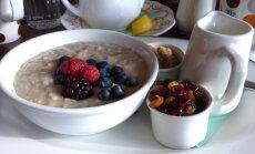 TÕUSE JA SÄRA: Kaks tervislikku hommikupudru