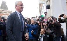 Ranieri: ma ei taha suurte nimedega meeskonna atmosfääri lõhkuda
