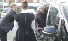 VIDEO ja FOTOD: Keskerakonna juht Edgar Savisaar: Mailis Reps on varem ka mööda pannud