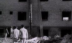 VANAD FILMIKAADRID 1947: Kuidas ületada normi üle 200 protsendi? Majaka tänava maju ehitati aga just nii!