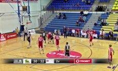 DELFI VIDEO: Rakvere kapten Mario Paiste sai TTÜ-ga mängus vigastada