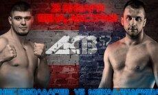 Denis Smoldarev vs  Michal Andryszak