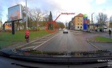 FOTO: Kasvatage oma lapsi liikluses õigesti käituma, kuni pole hilja!