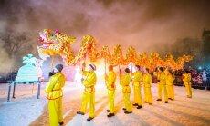 Hiina uusaasta kadrioru pargis 2013