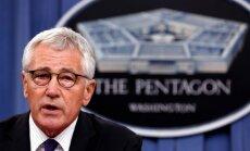 USA kaitseminister astub Obama palvel tagasi