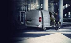 Motorsi proovisõit: uus Peugeot Expert