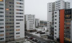 Tallinna munitsipaalmajad ja korterid Raadiku tänaval
