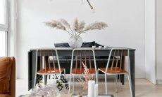 Tühjuse lummav võlu minimalistliku sisekujundusega korteris