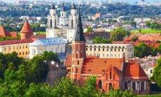В связи с ремонтом аэропорта в Вильнюсе NORDICA временно летает в Каунас