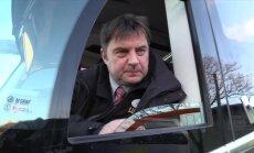 Bussijuhid: purjus peaga juhtimine on vastutustundetu, see peab olema raudkindel, et ei võta ja kõik!