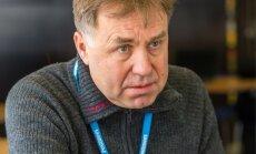 Jaanus Teppan, Eesti suusakoondise peatreener