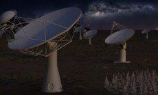 Korraga 1300 uut täheparve: Maailma võimsaimaks kavandatud raadioteleskoop teeb juba pilti