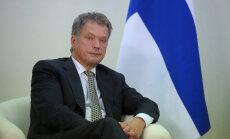 Niinistö: Soome hoidis Buk-rakettide uurimise Hollandi palvel salajas, rääkisime vaid Venemaale