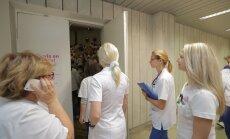 Кризис системы здравоохранения: больницы Эстонии едва сводят концы с концами