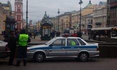 В Петербурге по подозрению в убийстве задержан студент из Таллинна