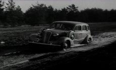 VANAD FILMIKAADRID aastast 1939: Ajal, kui Eestis ummikuid veel ei tuntud, asuti rajama moodsaid maanteid