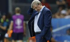 Inglismaa peatreener pani kohe pärast kaotust ameti maha