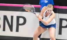 Tennis Fed Cup, Eesti vs Israel