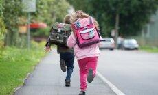 Koolikotiga saab ka joosta