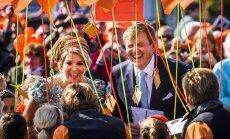 Оранжевый праздник дня: День короля в Нидерландах
