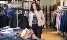 Baltika müügi- ja turundusdirektor Kristel Sooaru ütleb, et jalatsiturg on erakordselt keeruline ja brändikeskne.