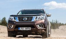 Motorsi proovisõit: Nissan Navara - usinad jaapanlased võiks juba seda nooti jagada