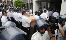 "Politsei korraldas septembris reidi ühte ""ära karanud"" maffagrupi haru kontorisse."