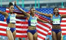 ТАБЛИЦА: США выиграли 100 медалей, Россия опустилась на пятое место