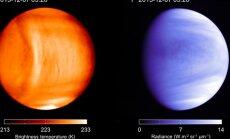 Veenuse atmosfääris märgati tuhandete kilomeetrite laiust hiidlainet