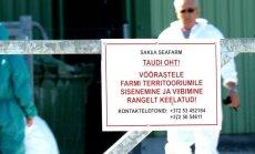 Seakatk toob Saaremaa kolme valda punase tsooni