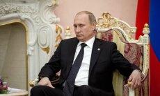 Putin: meie eriteenistused tegid kindlaks, et Põhja-Kaukaasia terroristidel olid sidemed ameeriklastega