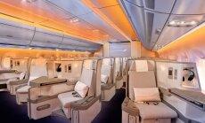 Finnairi uue lennuki A350 XWB salongi sisekujundus sai kõrge tunnustuse